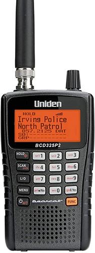 Uniden Bearcat BC125AT Handheld Scanner